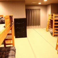 Отель Khaosan Fukuoka Annex Хаката сауна