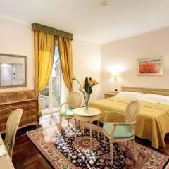 Отель Grand Hotel Villa Politi Италия, Сиракуза - 1 отзыв об отеле, цены и фото номеров - забронировать отель Grand Hotel Villa Politi онлайн комната для гостей фото 3