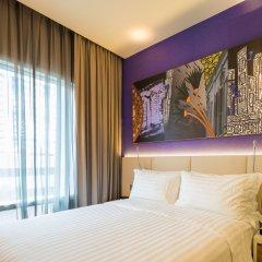 Отель Mercure Singapore Bugis Сингапур, Сингапур - 1 отзыв об отеле, цены и фото номеров - забронировать отель Mercure Singapore Bugis онлайн комната для гостей фото 5