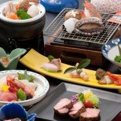Отель Wataya Besso Кашима питание