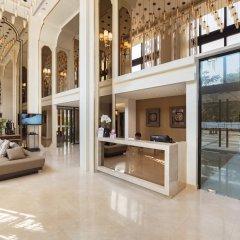 Отель THE BASE Height by Favstay интерьер отеля