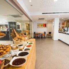 Отель Montefiore Иерусалим питание фото 2