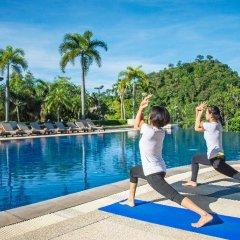 Отель Pakasai Resort фитнесс-зал фото 2