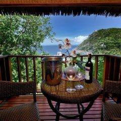 Отель Montalay Eco- Cottage балкон