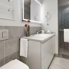 Отель Hyatt House Dusseldorf Andreas Quarter ванная