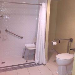 Отель Park Inn & Suites by Radisson, Vancouver Канада, Ванкувер - отзывы, цены и фото номеров - забронировать отель Park Inn & Suites by Radisson, Vancouver онлайн ванная фото 2