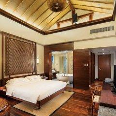 Отель Hilton Sanya Yalong Bay Resort & Spa бассейн