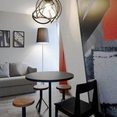 Отель Hipark by Adagio Paris La Villette Франция, Париж - отзывы, цены и фото номеров - забронировать отель Hipark by Adagio Paris La Villette онлайн комната для гостей фото 3