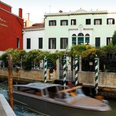 Отель Pensione Accademia - Villa Maravege Италия, Венеция - отзывы, цены и фото номеров - забронировать отель Pensione Accademia - Villa Maravege онлайн приотельная территория фото 2