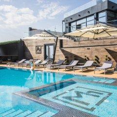 Гостиница M1 club Одесса бассейн фото 3
