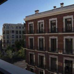 Отель Gran Versalles Испания, Мадрид - 13 отзывов об отеле, цены и фото номеров - забронировать отель Gran Versalles онлайн балкон