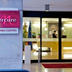 Отель Mercure Palermo Centro Палермо фитнесс-зал