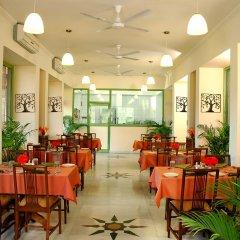 Отель WelcomHeritage Maharani Bagh Orchard Retreat питание