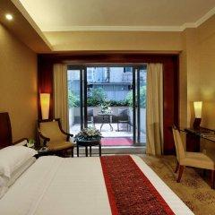 Отель Shenzhen Hongfeng Hotel (Luohu Branch) Китай, Гонконг - отзывы, цены и фото номеров - забронировать отель Shenzhen Hongfeng Hotel (Luohu Branch) онлайн комната для гостей фото 3