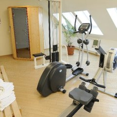 Upstalsboom Hotel Friedrichshain фитнесс-зал фото 2