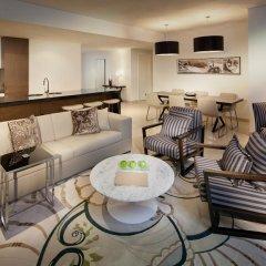Jumeirah at Etihad Towers Hotel 5* Апартаменты с различными типами кроватей фото 2