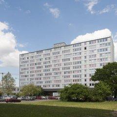 Отель Residence Expo Прага парковка