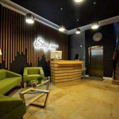 Stay Inn Hotel Гданьск интерьер отеля