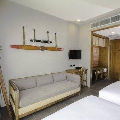Отель Marina Express-AVIATOR-Phuket Airport комната для гостей фото 12