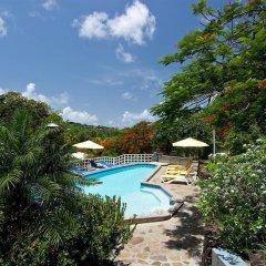 Отель Sugarapple Inn бассейн фото 2