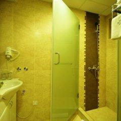 Отель Nevski Hotel Сербия, Белград - 1 отзыв об отеле, цены и фото номеров - забронировать отель Nevski Hotel онлайн ванная фото 2