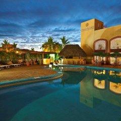 Отель Villas Vallarta By Canto Del Sol Пуэрто-Вальярта бассейн фото 2