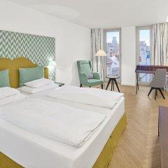 MAXX by Steigenberger Hotel Vienna комната для гостей