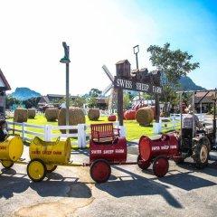 Swiss Hotel Pattaya детские мероприятия