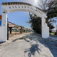 Отель Villas Flamenco Beach Conil Испания, Кониль-де-ла-Фронтера - отзывы, цены и фото номеров - забронировать отель Villas Flamenco Beach Conil онлайн парковка
