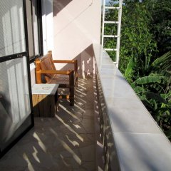 Отель Amigos Beach Resort Филиппины, остров Боракай - отзывы, цены и фото номеров - забронировать отель Amigos Beach Resort онлайн балкон