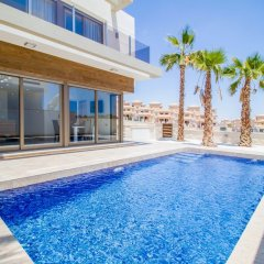 Отель Espanatour Villa Guadiana Испания, Ориуэла - отзывы, цены и фото номеров - забронировать отель Espanatour Villa Guadiana онлайн бассейн фото 2