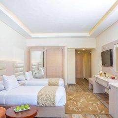 Отель Aqua Vista Resort & Spa Египет, Хургада - 1 отзыв об отеле, цены и фото номеров - забронировать отель Aqua Vista Resort & Spa онлайн комната для гостей фото 5