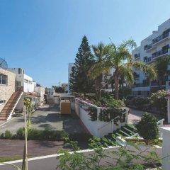 Marlita Beach Hotel Apartments балкон
