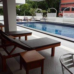 Отель Nanatai Suites Таиланд, Бангкок - отзывы, цены и фото номеров - забронировать отель Nanatai Suites онлайн бассейн