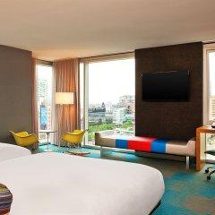 Отель Aloft Chicago City Center комната для гостей фото 2