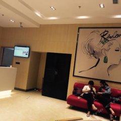 Отель 7 Days Premium (Chongqing Fuling Binjiang Avenue) Китай, Фулинь - отзывы, цены и фото номеров - забронировать отель 7 Days Premium (Chongqing Fuling Binjiang Avenue) онлайн интерьер отеля