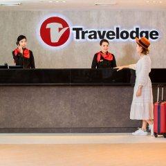 Отель Travelodge Sukhumvit 11 интерьер отеля