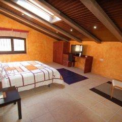Отель Mas Palou Испания, Курорт Росес - отзывы, цены и фото номеров - забронировать отель Mas Palou онлайн комната для гостей фото 3