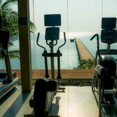 Отель InterContinental Samui Baan Taling Ngam Resort фитнесс-зал фото 3