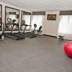 Holiday Inn Express Hotel & Suites Columbus - Easton Колумбус фитнесс-зал фото 4