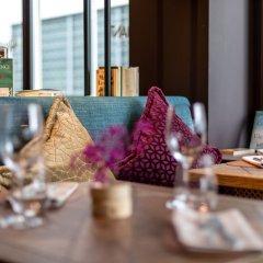 Отель Four Points by Sheraton Sihlcity Zurich Швейцария, Цюрих - отзывы, цены и фото номеров - забронировать отель Four Points by Sheraton Sihlcity Zurich онлайн с домашними животными