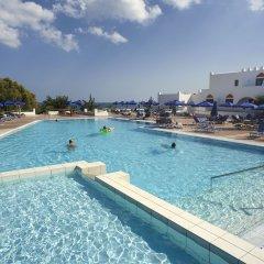 Alfa Beach Hotel бассейн