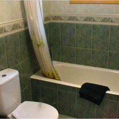 Отель Puerta del Agua Саэлисес ванная фото 2
