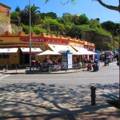 Отель Atico Terraza And Barbacoa Park Guell Барселона