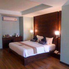Отель Crown Lanta Resort & Spa Ланта комната для гостей фото 5