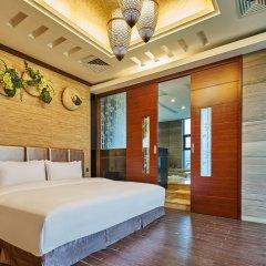 Отель Xiamen Jingmin North Bay Hotel Китай, Сямынь - отзывы, цены и фото номеров - забронировать отель Xiamen Jingmin North Bay Hotel онлайн комната для гостей фото 4
