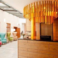 Отель arcona LIVING BACH14 Германия, Лейпциг - 1 отзыв об отеле, цены и фото номеров - забронировать отель arcona LIVING BACH14 онлайн интерьер отеля фото 3