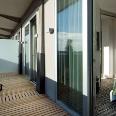 Best Western Premier Hotel Royal Santina Рим балкон