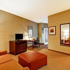 Отель Hilton Garden Inn Ottawa Airport Канада, Оттава - отзывы, цены и фото номеров - забронировать отель Hilton Garden Inn Ottawa Airport онлайн удобства в номере фото 2