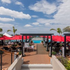Отель The Charm Resort Phuket пляж